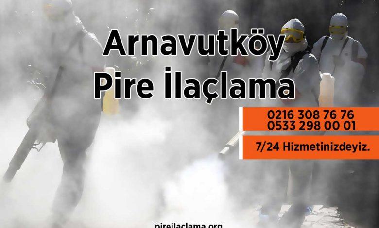 Arnavutköy Pire İlaçlama Şirketi